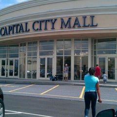 Photo taken at Capital City Mall by Mag E. on 8/26/2012