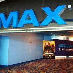 Photo taken at IMAX Theatre Showcase by Dario G. on 1/8/2012