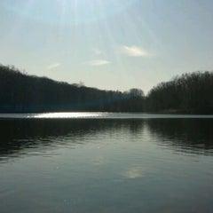 Photo taken at Rockefeller State Park Preserve by Jed on 12/18/2011