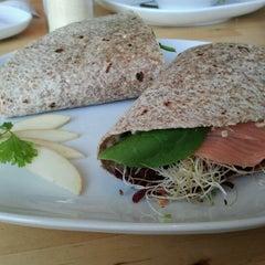 Photo taken at Communitea Cafe by Trevor R. on 1/24/2012
