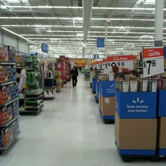 Photo taken at Walmart Supercenter by Amy F. on 1/8/2012