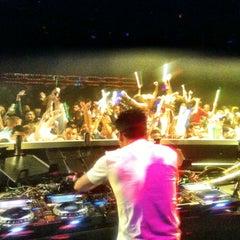Photo taken at HAZE Nightclub by Omar J. on 5/26/2012
