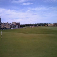 Photo taken at The Old Course St Andrews by Costas Z. on 7/25/2011