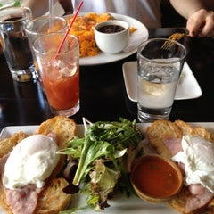 Photo taken at Cafe Cortadito by J S. on 3/9/2012