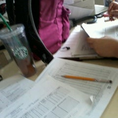Photo taken at Angeles University Foundation Library by Sigrid Danica D. on 6/29/2012