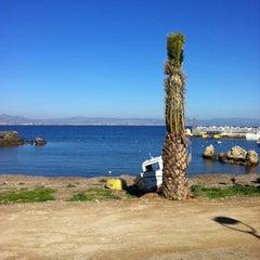 Photo taken at Illa Tabarca | Isla de Tabarca by Aitor C. on 12/7/2011