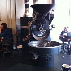 Photo taken at Heart Coffee Roasters by Robbie L. on 6/11/2011
