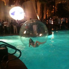 Photo taken at Four Seasons Hotel Las Vegas Pool by Ryan S. on 5/3/2012