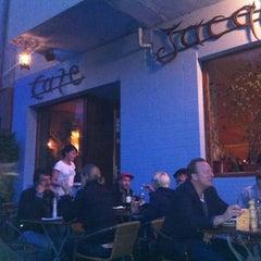 Photo taken at Café Jacques by Eva S. on 7/21/2012