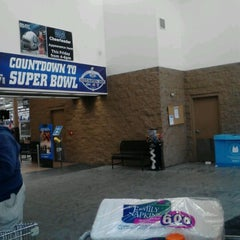Photo taken at Walmart Supercenter by Angela G. on 2/4/2012