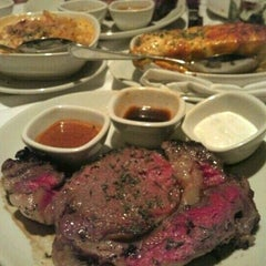Photo taken at Fleming's Prime Steakhouse & Wine Bar by Dennis C. on 8/27/2012