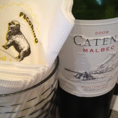 Photo taken at Pecorino Bar & Trattoria by Karen C. on 7/12/2012