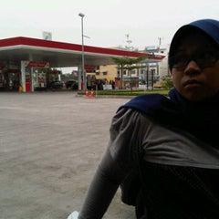 Photo taken at SPBU Pertamina 14.203.1199 by Bl A. on 7/19/2012
