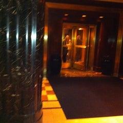 Photo taken at JW Marriott Essex House New York by Adriana Barba B. on 9/7/2011