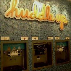 Photo taken at Huddle's Frozen Yogurt by Paul-Michael M. on 1/21/2012