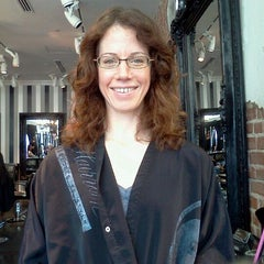 Photo taken at Hairroin by Margo R. on 3/4/2012