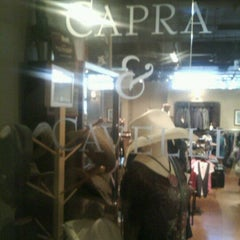 Photo taken at Capra & Cavelli by Gina 🚲 S. on 9/21/2011