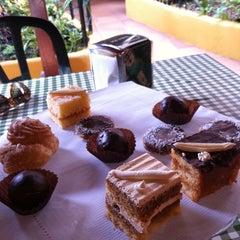 Photo taken at Café Taoro (D. Egon Wende) by Ben G. on 9/25/2011