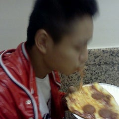 Photo taken at Mariella Pizza by Chad M. on 8/15/2012