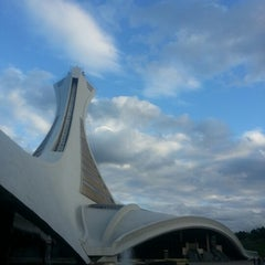 Photo taken at Stade Olympique by Bob R. on 7/24/2012