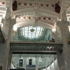 Photo taken at Palacio de Cibeles by Beatriz M. on 1/28/2012
