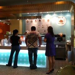 Photo taken at Pinkberry by Christina C. on 10/15/2011