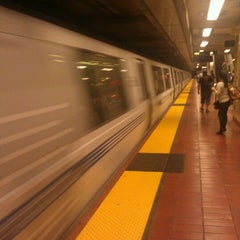 Photo taken at 24th St. Mission BART Station by Holden K. on 10/3/2011