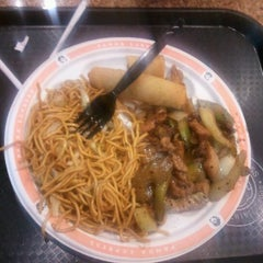 Photo taken at Panda Express by Henderson S. on 1/25/2012