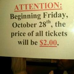 Photo taken at Carmike Blue Ridge 14 Cinema by Jana D. on 10/26/2011