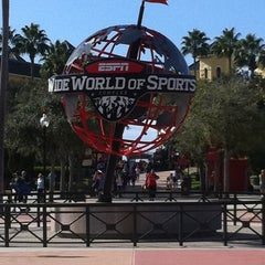 Photo taken at ESPN Wide World of Sports by Pam R. on 11/26/2011