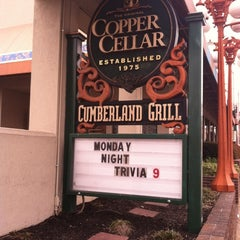 Photo taken at The Original Copper Cellar by Bart F. on 2/13/2012