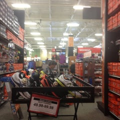 Photo taken at Sports Authority by Christine I. on 9/2/2012