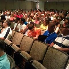 Photo taken at HBC Gifford Auditorium by Julie W. on 7/1/2012