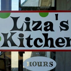 Photo taken at Liza's Kitchen by Bobbi-Jo C. on 6/13/2012