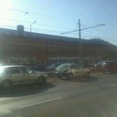Photo taken at Bosnyák téri piac by Norbert C. on 3/5/2012