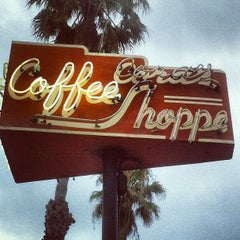Photo taken at Cora's Coffee Shoppe by Cassel K. on 7/12/2012