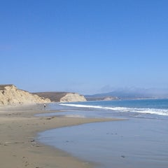 Photo taken at Point Reyes National Seashore - South Beach by Anna S. on 8/12/2012