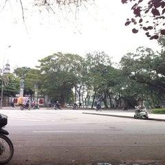 Photo taken at Sở Văn Hoá, Thể Thao và Du Lịch Hà Nội by 🐔Gừ™💥🔨 on 2/17/2012