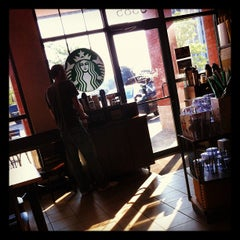 Photo taken at Starbucks by Ryan K. on 5/24/2012