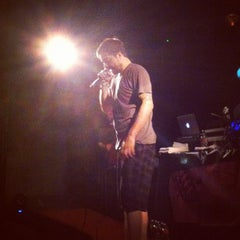 Photo taken at Fitzgerald's by Will M. on 8/11/2012