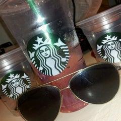 Photo taken at Starbucks by Monica J. on 7/21/2012