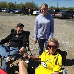 Photo taken at MAPFRE Stadium by Scott F. on 4/7/2012