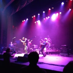 Photo taken at The Paramount by Win P. on 3/23/2012