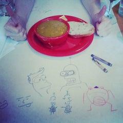 Photo taken at Sola Cafe by Jeremy S. on 4/6/2012