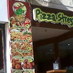 Photo taken at Pizza Strega by Morena A. on 9/10/2012