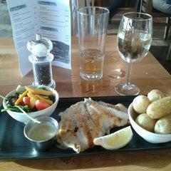 Photo taken at Loch Fyne Restaurant by Eugene C. on 8/5/2012