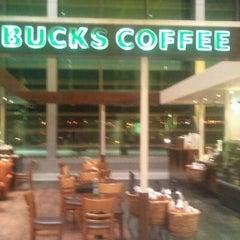 Photo taken at Starbucks Coffee by Carlos Fabián C. on 4/15/2012