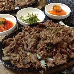 Photo taken at Jang Soo Restaurant by Gina B. on 9/5/2012