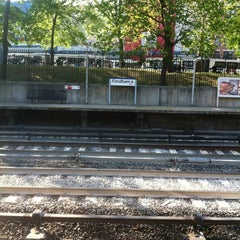 Photo taken at Metro North - Fordham Train Station by Cunningham, D. on 4/16/2012