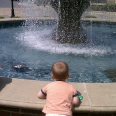 Photo taken at The Promenade Shops at Saucon Valley by EDubs on 5/16/2012